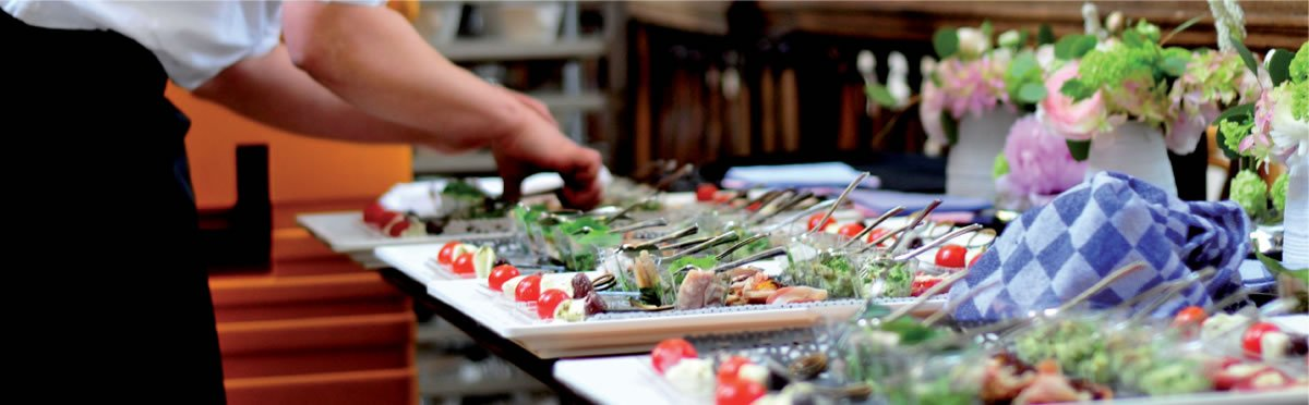 Spraakmakende en smaakmakende catering